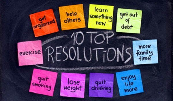 my new year resolution essay college student