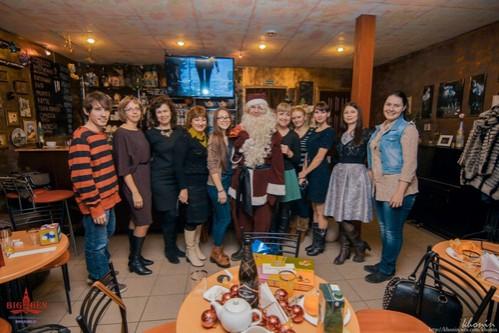 CHRISTMAS PARTY — Новости English Club в центре изучения