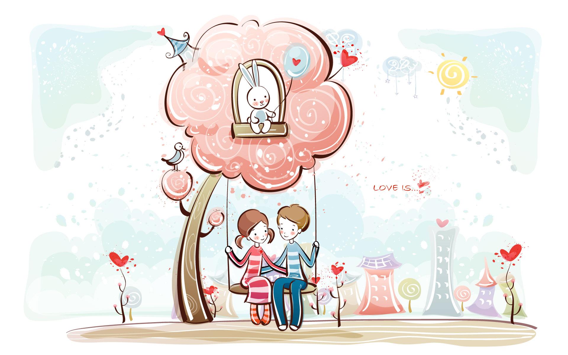 постер ко дню святого валентина крышу